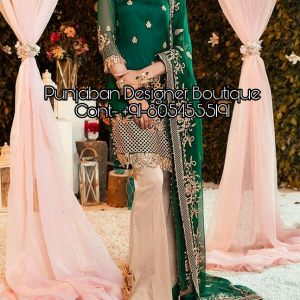 Punjaban Designer Boutiquedress