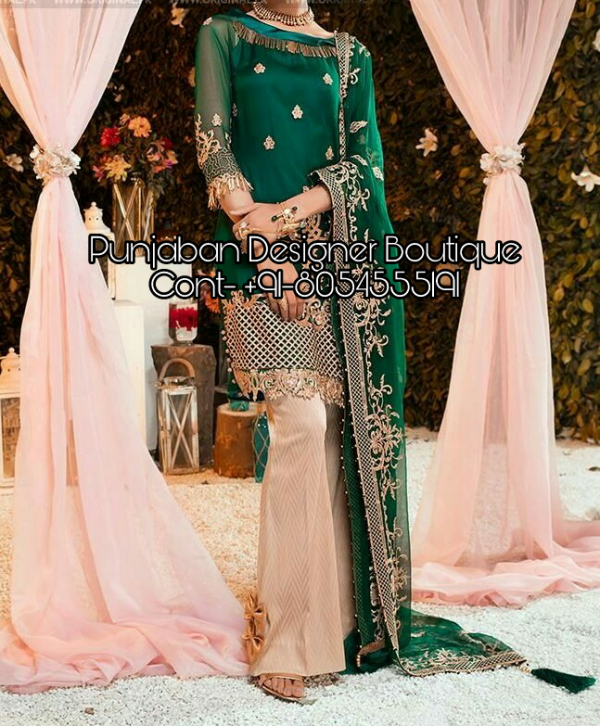 Punjaban Designer Boutiquedress