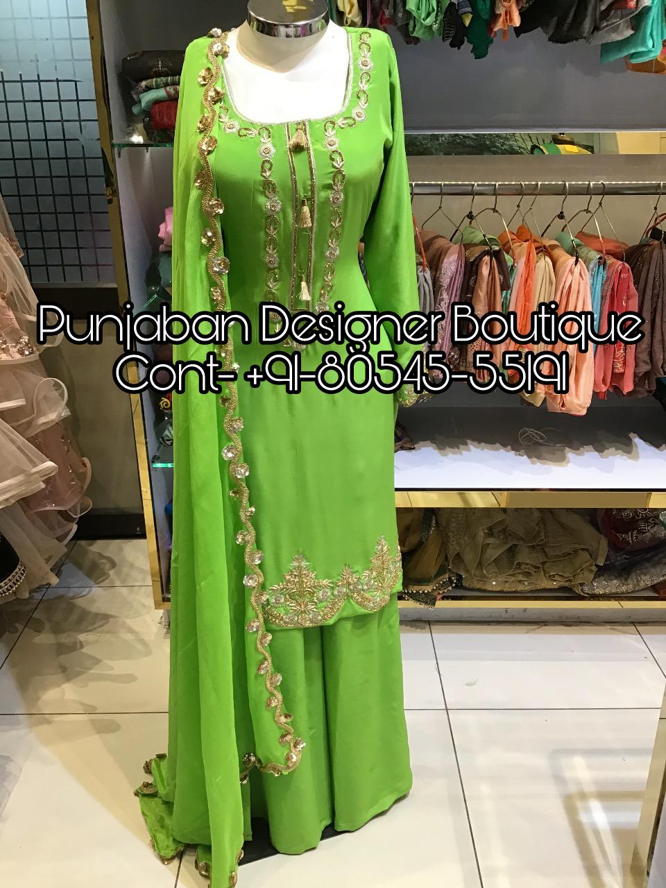 79d4b721893c Party Wear Punjabi Suits Boutique