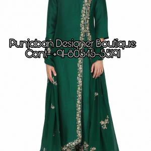 Sharara Suits With Long Kameez | Punjaban Designer Boutique