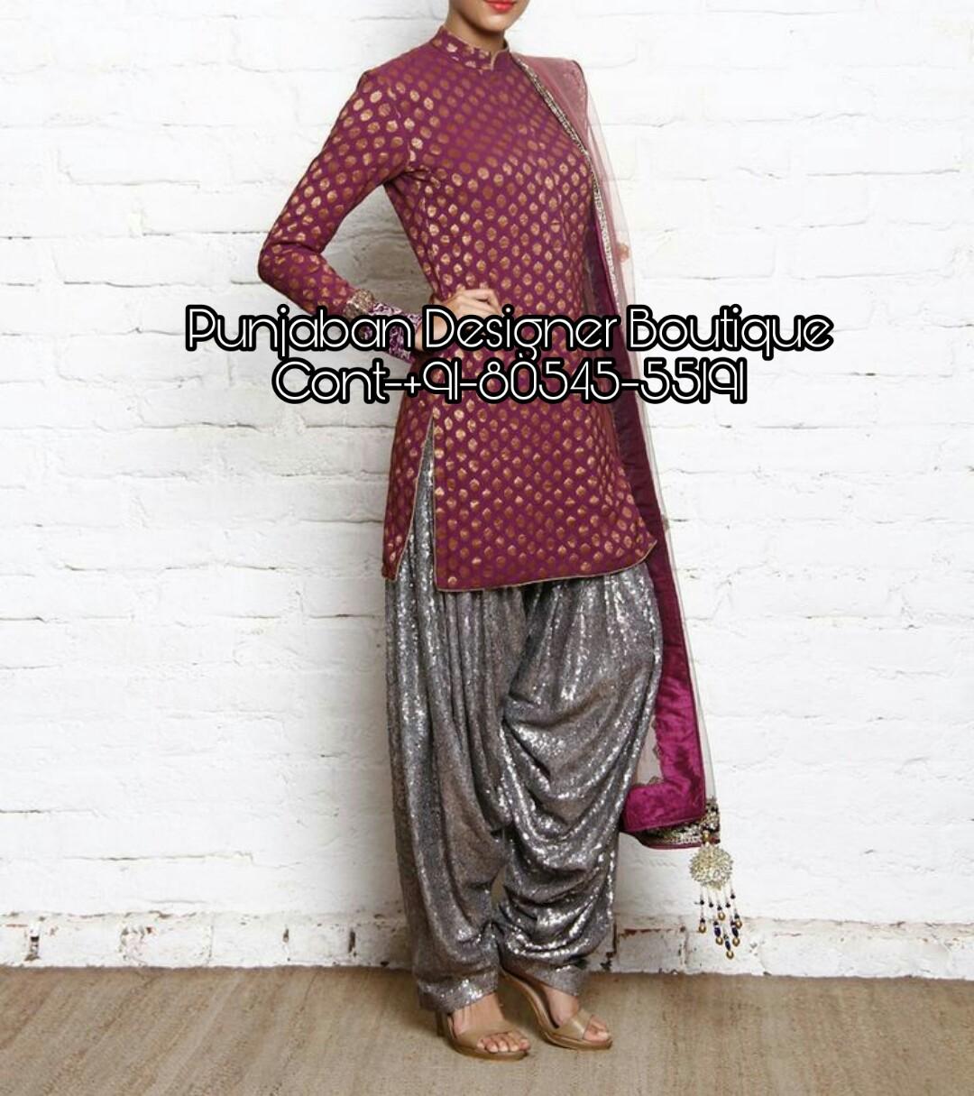 Punjabi Suits Online Shopping Australia Punjaban Designer Boutique