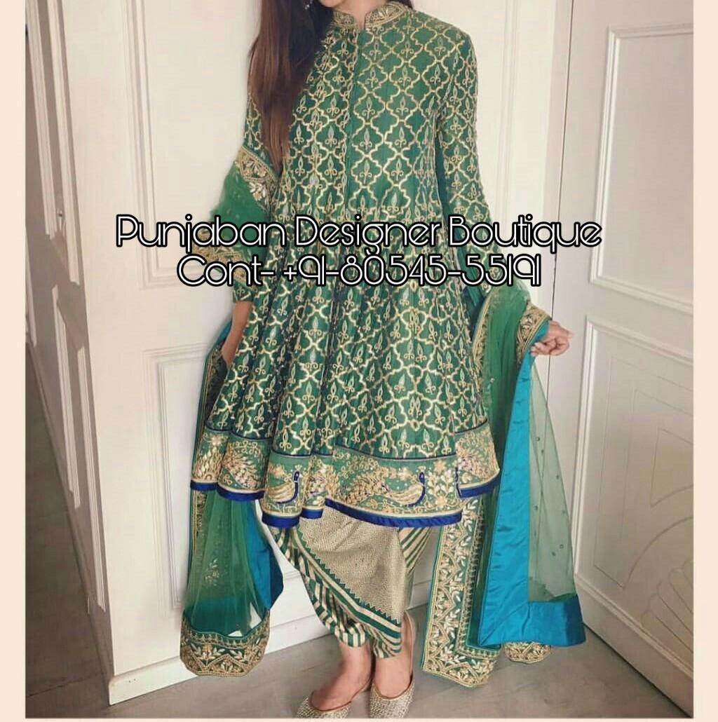 Punjabi Suits Online Shopping South Africa Punjaban Designer Boutique