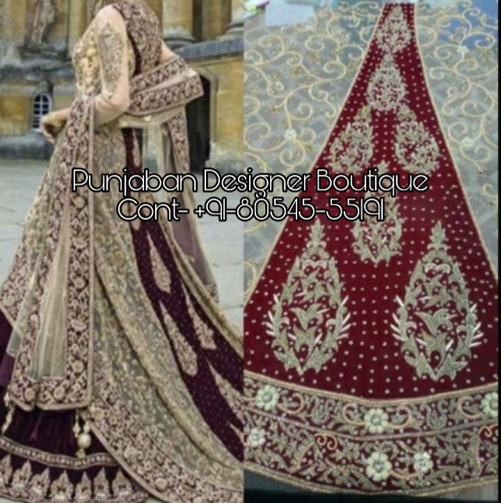 Wedding Dresses Sale Cheap Punjaban Designer Boutique,Bride Traditional Indian Wedding Reception Dress