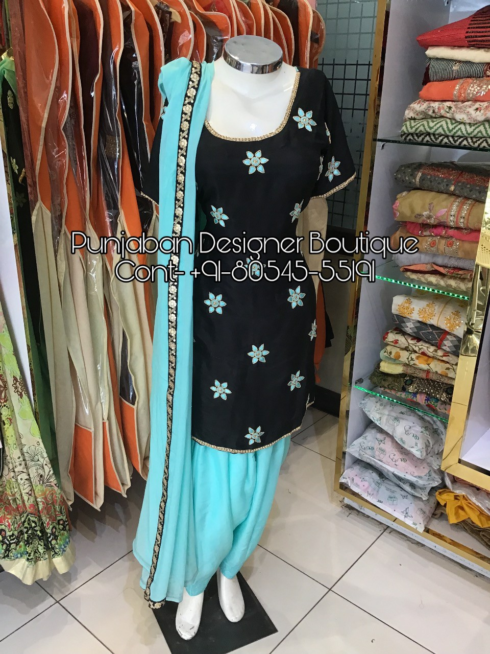 e7519e63a3 Latest Designer Suits With Price, party wear punjabi suits boutique ,punjabi  suit design 2018