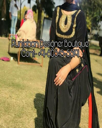 Fashion Designer Boutique Jalandhar Punjab Punjaban Designer Boutique