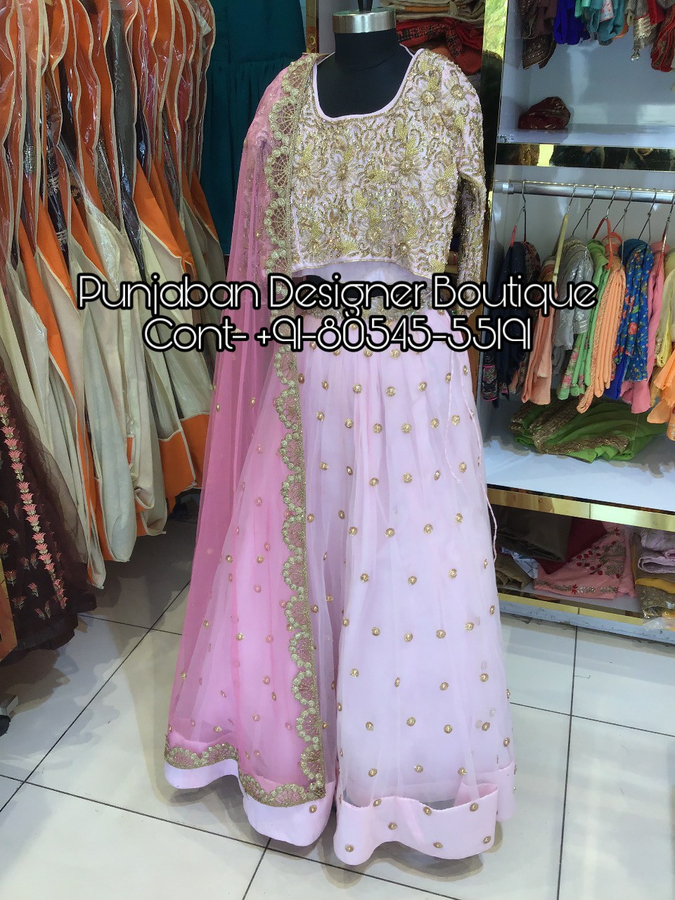 Lehenga Facebook Hyderabad Punjaban Designer Boutique