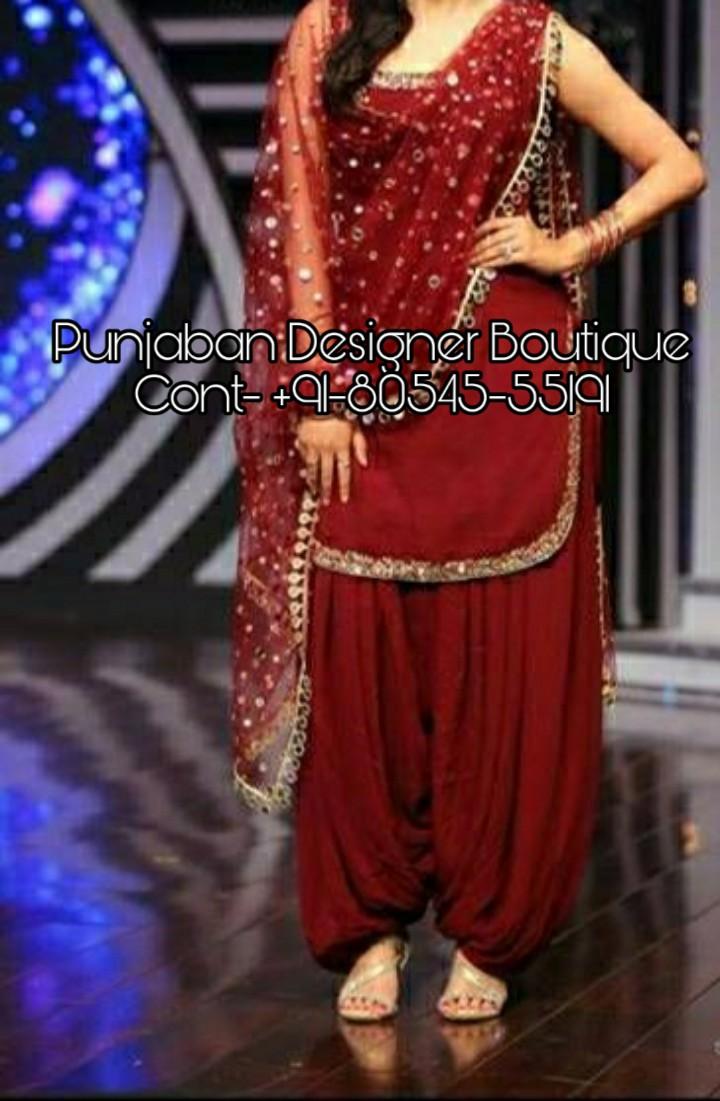 655b3ee5d1 Punjabi Designer Suits Of Boutique | Punjaban Designer Boutique