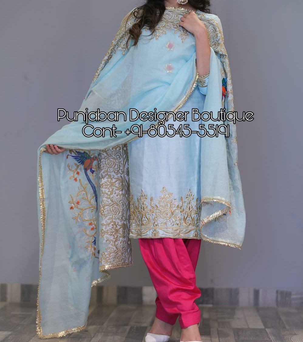 Punjabi Party Wear Suits Boutique On Facebook Punjaban Designer Boutique
