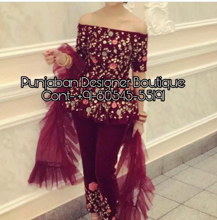 Punjabi Suits Online Boutique Uk Punjaban Designer Boutique