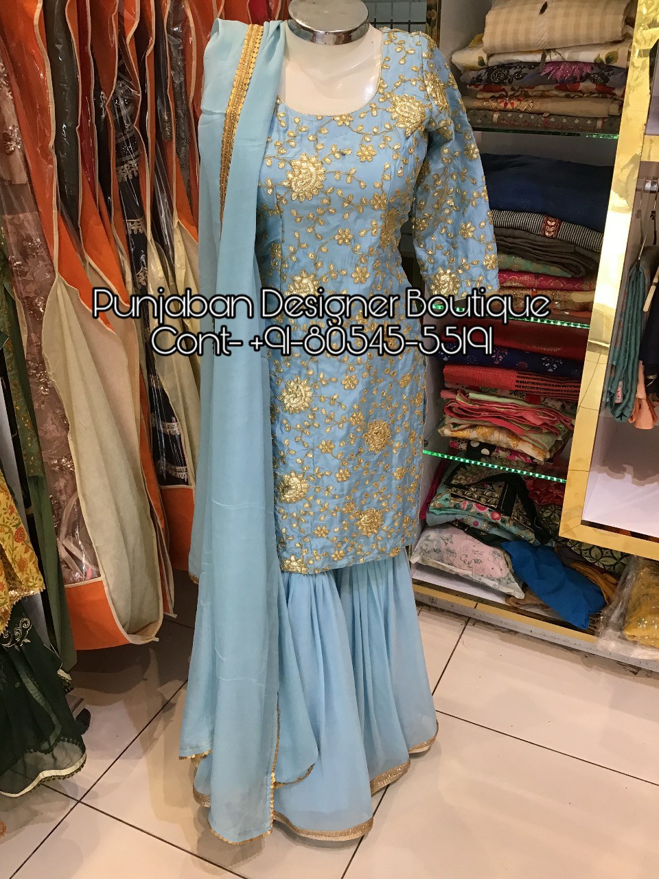 Punjabi Suits Party Wear Images Punjaban Designer Boutique