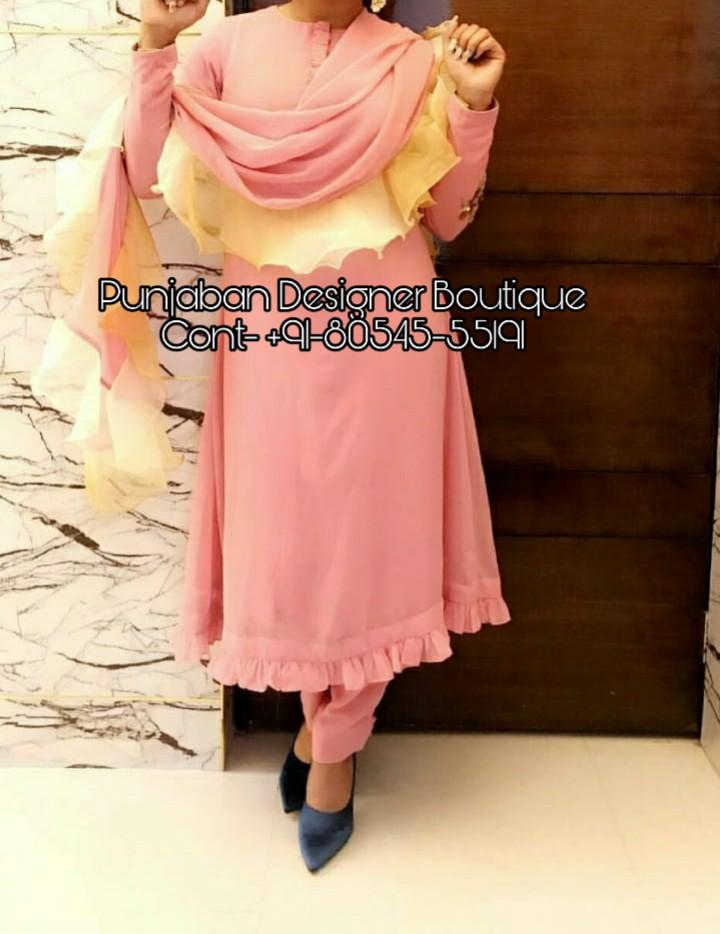 Punjabi Wedding Suits Online Shopping Punjaban Designer Boutique