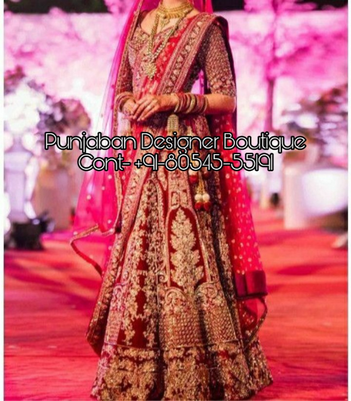 d38c201b34 Buy Cheap Bridal Lehenga Online India | Punjaban Designer Boutique