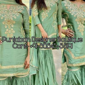Buy Punjabi Suits Online In Australia | Punjaban Designer Boutique
