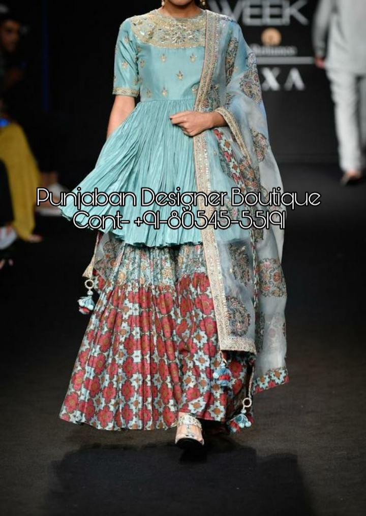 New Punjabi Suit Online Shopping Punjaban Designer Boutique