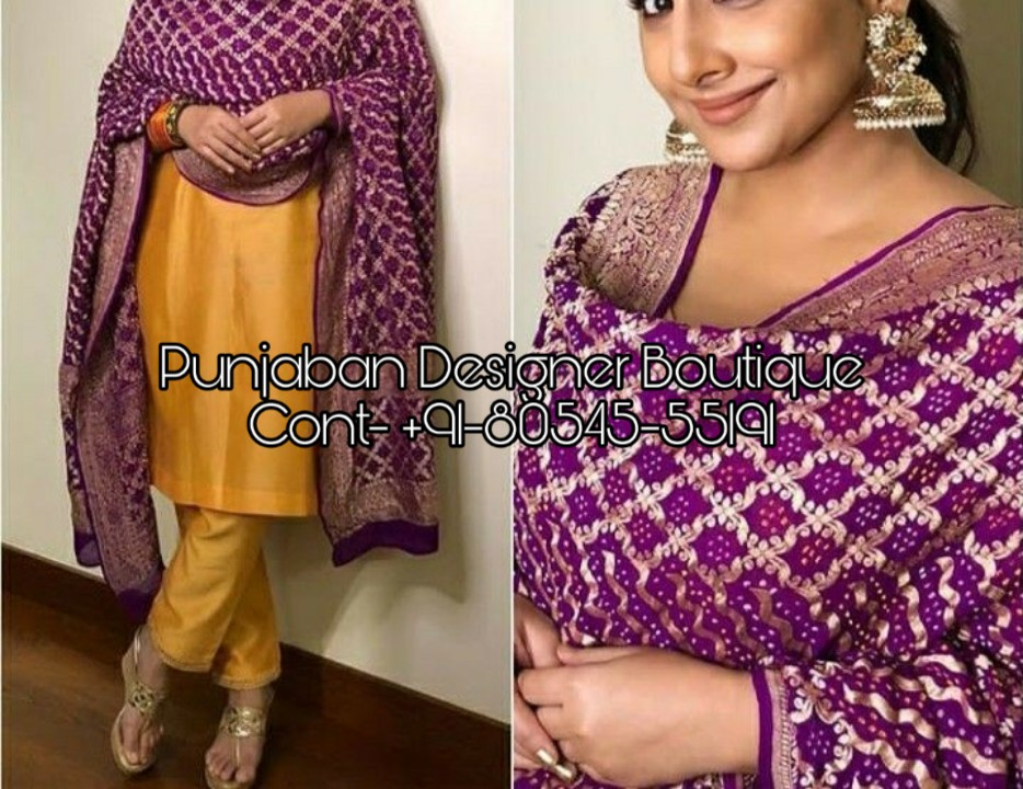 cfb25f12ab Punjabi Suits Wholesale Online | Punjaban Designer Boutique