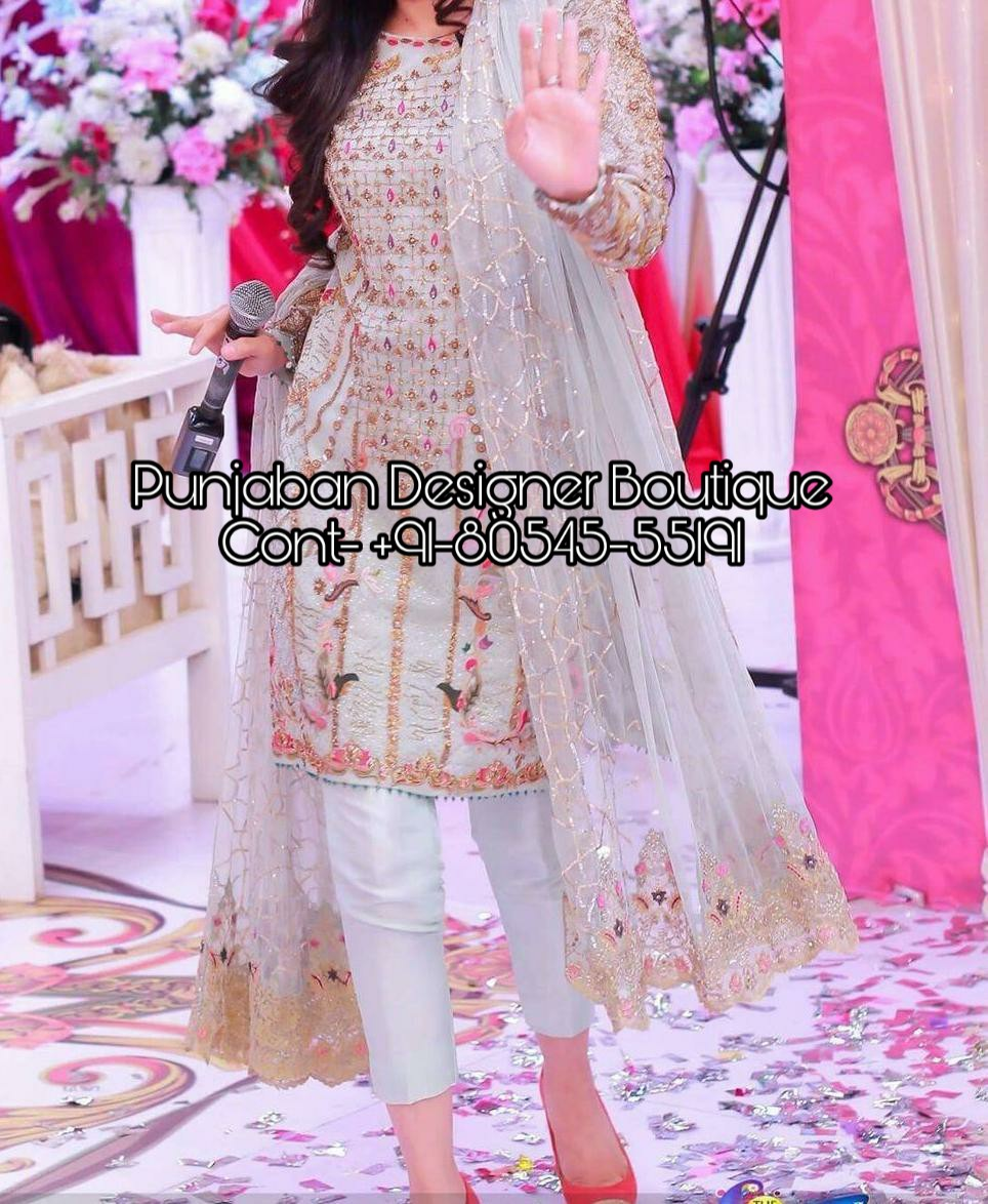 New Style Of Punjabi Suits Punjaban Designer Boutique