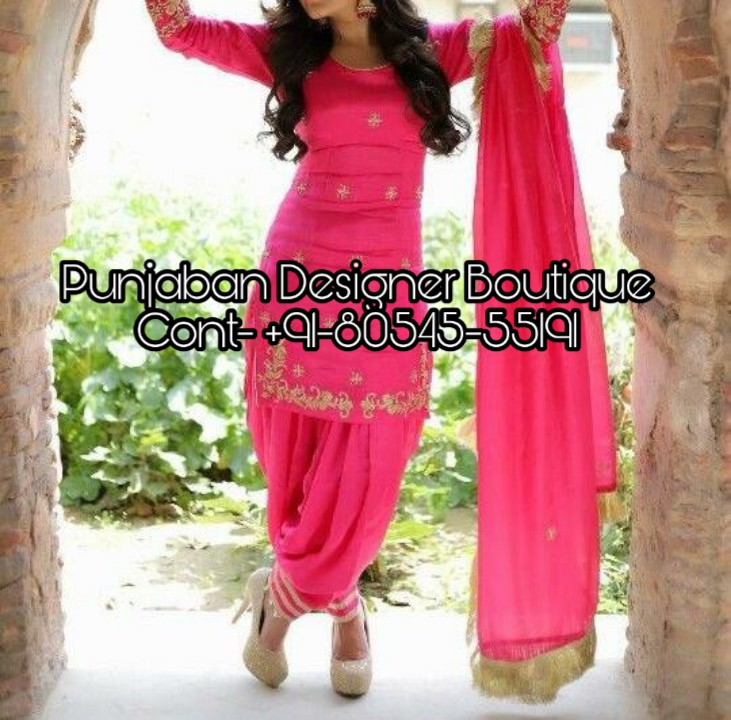 Punjabi Suits For Sale Near Me Punjaban Designer Boutique