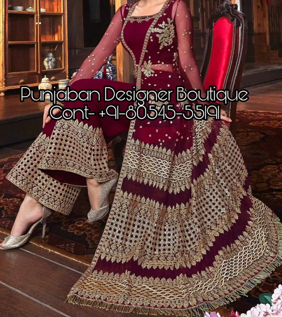 Punjabi Suits Boutique Chandigarh Punjaban Designer Boutique
