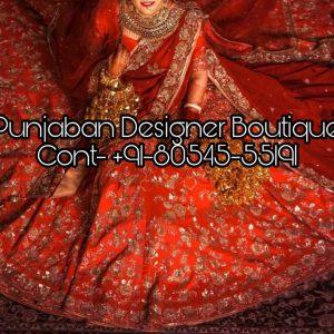 Bridal Lehenga Red And Golden Online , Bridal Lehenga Online Purchase, Lehenga Choli Online At Lowest Price, Lehenga Designs Online Shopping, Punjaban Designer Boutique