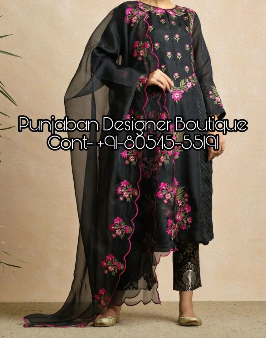 Ladies Pant Suit Designs Punjaban Designer Boutique
