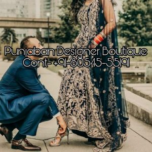 LatestLong Dresses For Party online available at Punjaban Designer Boutique best discounted prices with ... Semi Stitched Evening With Jacket & Dupatta.