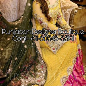 Sharara Embroidery Designs , Sharara Suit Designs, Long Designer Sharara Suits, sharara suit buy online india, bridal sharara suit online, sharara suit for bridal, sharara suit party wear online, sharara suits online usa, sharara suit online price, sharara suits online canada, Punjaban Designer Boutique
