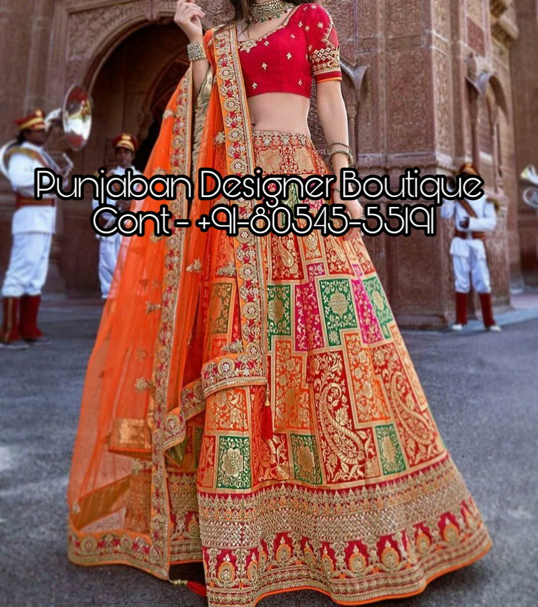 New Lehenga Blouse Designs 2019 Punjaban Designer Boutique,Small Space Design Ideas For Small Kitchens