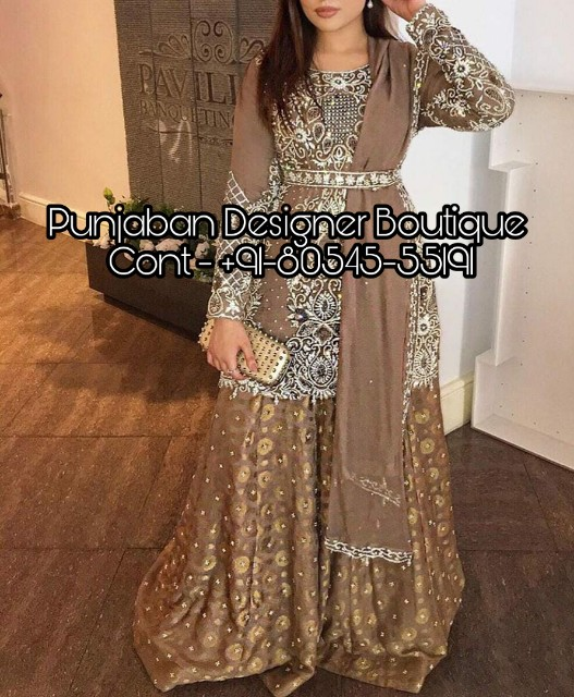 Punjabi Suit Fashion 2020 Punjabi Suit Party Wear