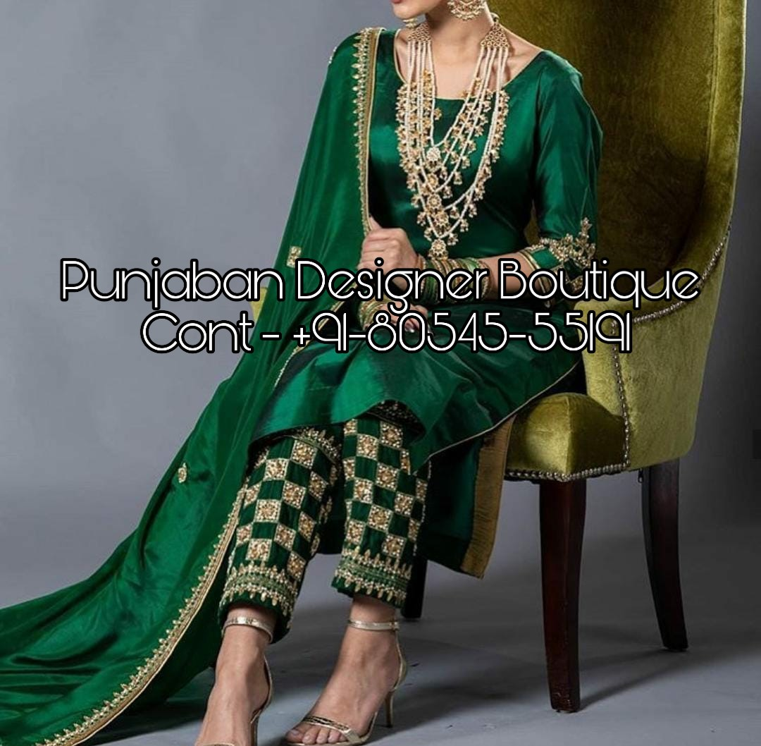 Best Women S Trouser Suits 2019 Punjaban Designer Boutique