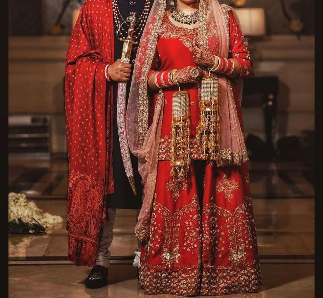 Sharara Gharara Dress | Sharara Dress | Sharara Dress For Wedding