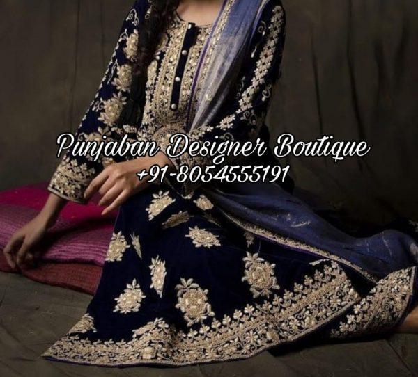 Buy Palazzo Punjabi Suit Online