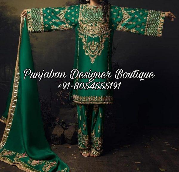 Designer Punjabi Suit Online Boutique