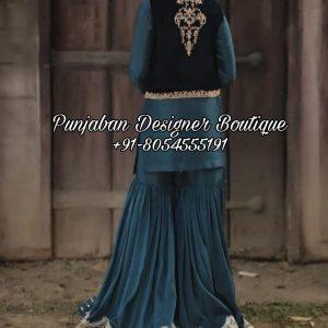 Sharara Punjabi Suit Online
