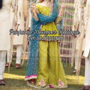 Sharara punjabi Suit Boutique