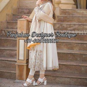 Anarkali Punjabi Suit Online
