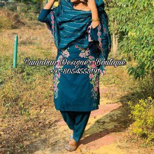 Buy Punjabi Salwar Suit Online