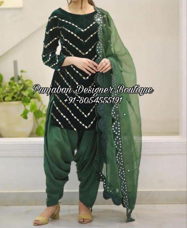 Salwar Suit Punjabi Online