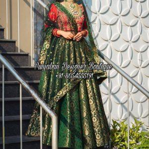 Bridal Lehenga Choli Wedding