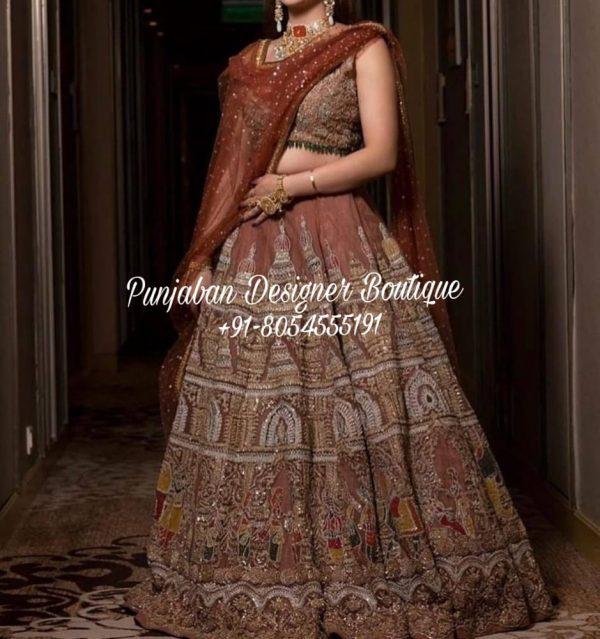 Bridal Lehenga Online Shopping