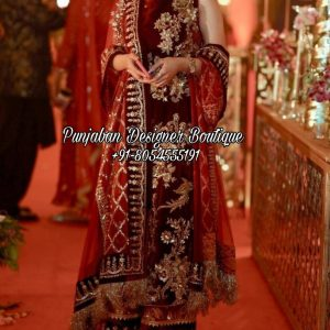 Bridal Palazzo Suit Punjabi Suits Online boutique