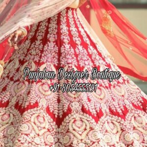 Buy Bridal Lehenga For Wedding