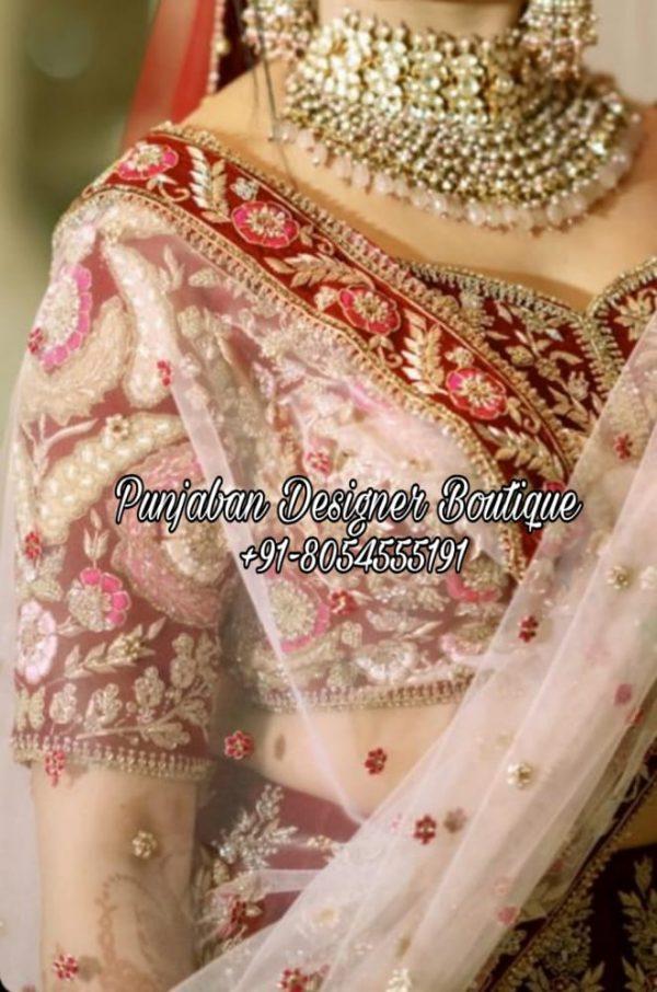 Buy Bridal Lehenga For Wedding UK