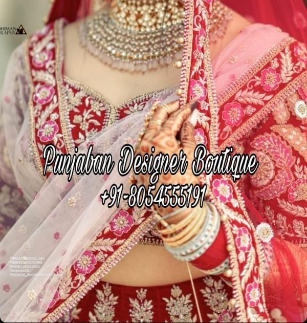 Buy Bridal Lehenga For Wedding USA