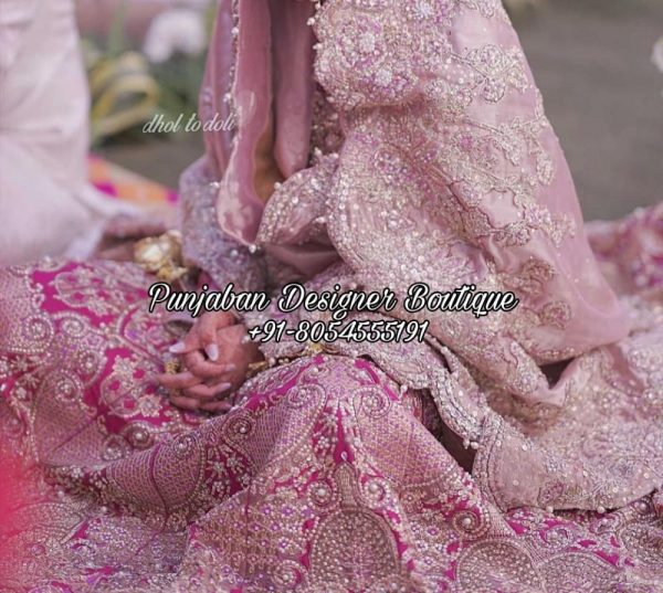Buy Lehenga For Bridal Online UK