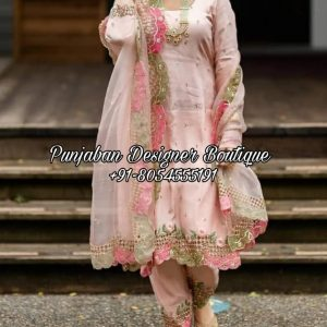 Buy Online Anarkali Suits For Wedding UK USA