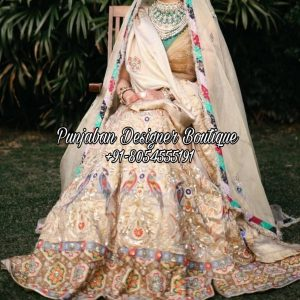 Buy Online Bridal Lehenga For Bride Canada