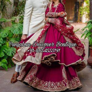 Buy Online Lehenga For Bridal Canada India