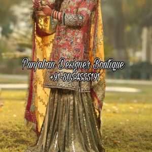 Buy Online Punjabi Sharara Suits Canada