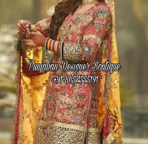 Buy Online Punjabi Suits Canada UK USA