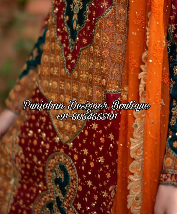 Buy Online Salwar Suit Punjabi